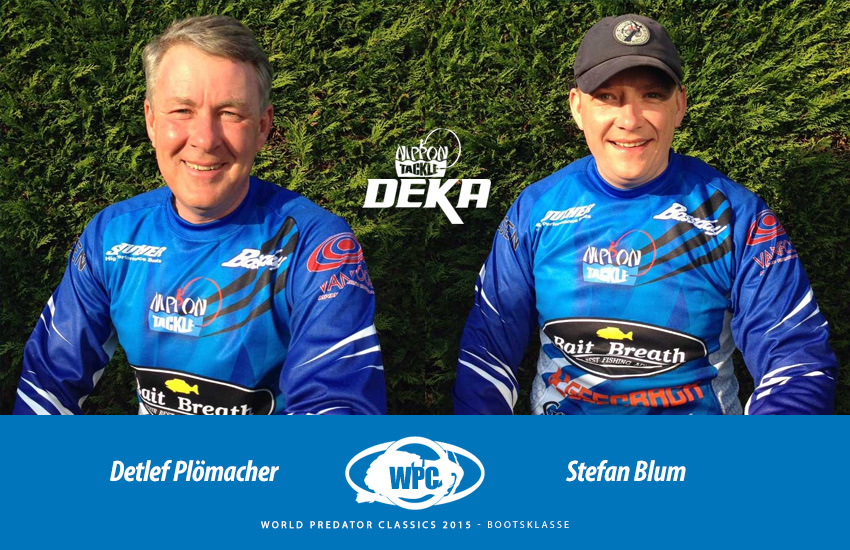 World Predator Classic 2015 - Team Nippon-Tackle / DEKA